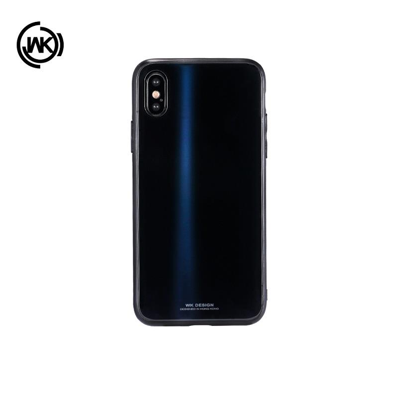 WK POLARIS ΘΗΚΗ iPHONE 7 BLACK